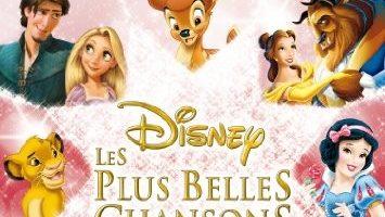 Chansons Disney, les cultes de notre enfance