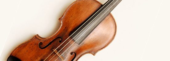Instrument musical : le violon