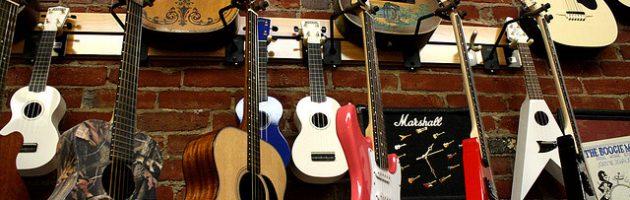 Que choisir entre la guitare électrique, le classique et le folk ?