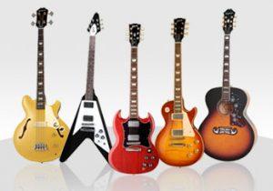Le type de guitare à choisir