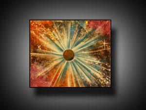 peintures--nativity-tableau-abstrait-design