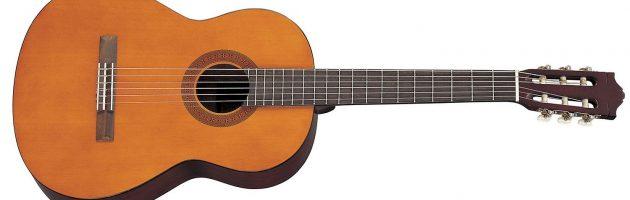Les guitares classiques sont toujours les plus recommandées