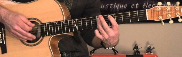 Une chaîne youtube destinée aux cordes de guitare
