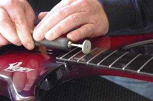 entretien mecanique de guitare