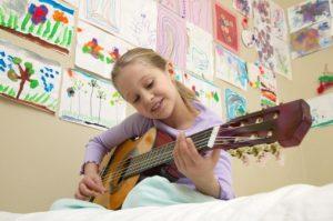 instrument de muqique pour enfant