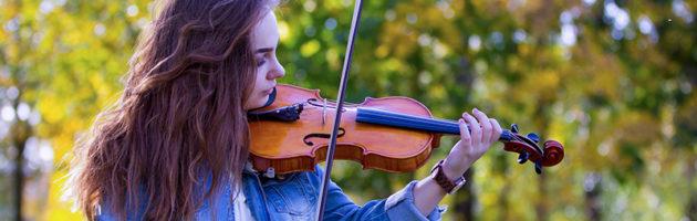 Acheter un violon en ligne