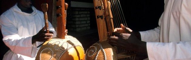 Ces instruments de musique africains à la sonorité atypique